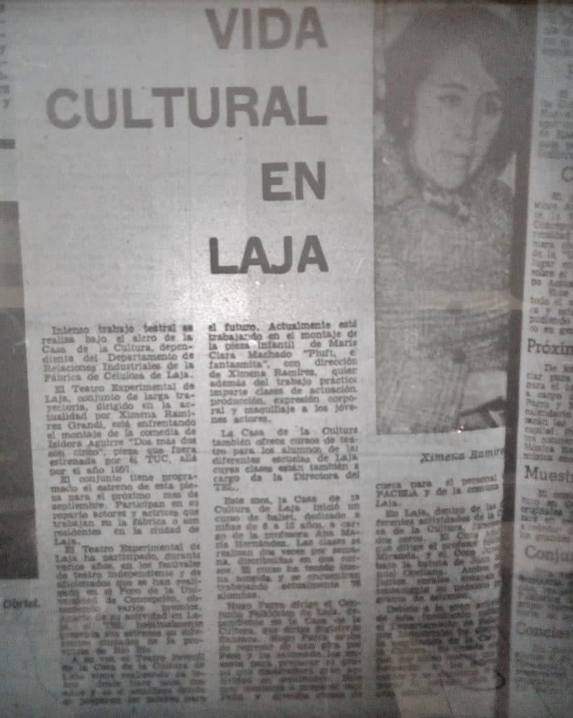 1974 - Pluft el fantasmita - El Sur 25 de agosto