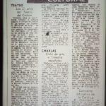 1975 - Celebración 21 años conjunto de teatro de ENACAR - El Sur 27 de mayo