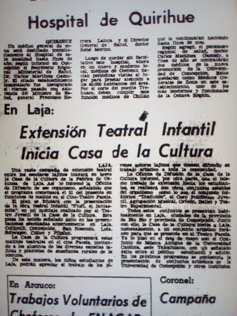 1975 - Pluft el fantasmita - El Sur 18 de junio