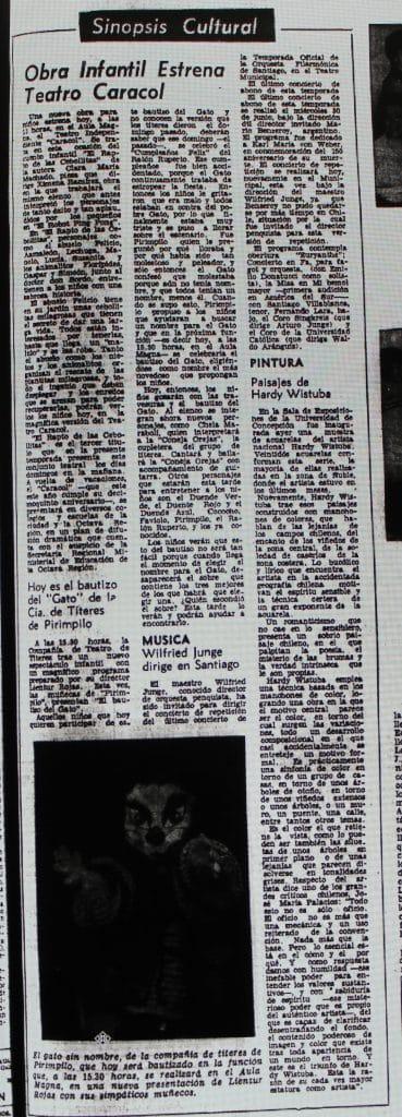 1976 - El rapto de las cebollitas - El Sur 11 de julio