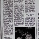 1976 - El robot ping pong - El Sur 25 de marzo