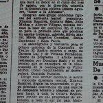 1978 - Nace un nuevo grupo de teatro - El Sur 15 de julio