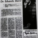 1978 - Réquiem por un girasol - El Sur 08 de octubre