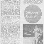 1979 - Amor a la africana - El Sur 10 de enero - Biblioteca Nacional