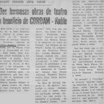 1979 - El secreto - Carolina - La Discusión 10 de julio - Biblioteca Nacional