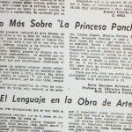 1979 - La princesa Panchita - El Sur 1 de julio