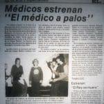 1980 - El médico a palos - El Sur 18 de diciembre