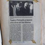 1980 - En el huerto de la bruja - El Sur 13 de diciembre - Gentileza de Humberto Neira