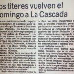 1981 - El disfraz de Palomino - El Sur 27 de marzo