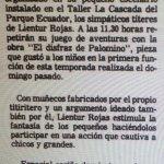 1981 - El disfraz de Palomino - El Sur 5 de abril