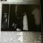 1982 - De entremeses y pasos - El Sur 09 de julio