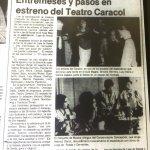 1982 - De entremeses y pasos - El Sur 20 de mayo