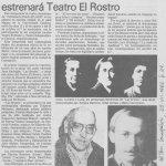 1982 - Las brutas - El Sur 25 de julio - Biblioteca Nacional