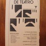 1982 - Muestra de Teatro Centenario Diario El Sur - El Sur 28 de septiembre - Gentileza Juan Bravo