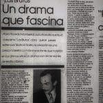 1982 - Las Brutas - El Sur 08 de agosto