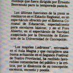 1982 - Los ángeles ladrones - El Sur 2 de enero