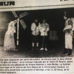 1983 - El gato con botas - El Sur 09 de mayo