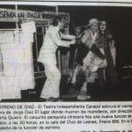 1983 - El lugar donde mueren los mamíferos - 20 de noviembre