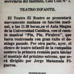 1983 - Pin Pin Pirulero - El Sur 19 de marzo