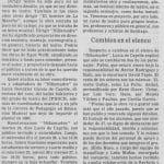 1984 - La niñamadre - La discusión 21 de abril - Biblioteca Nacional