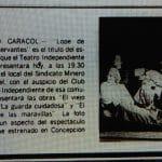 1984 - Lope de Rueda y Cervantes - El Sur 5 de octubre