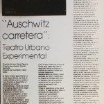1986 - Auschwitz carretera - El Sur 07 de diciembre