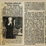 1986 - El boquete - El Sur 16 de enero - Biblioteca Nacional