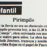 1986 - El secreto de don conejo - El Sur 22 de junio