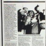 1986 - Actor con alma de títere - El Sur 20 de julio