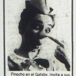 1986 - Pinocho (foto) - El Sur 29 de junio