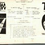 1988 - El canto del cisne - Propuesta matrimonial - Gentileza del Colegio de Profesores