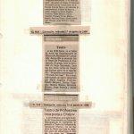 1988 - Propuesta matrimonial - El canto del cisne - El sur 17-24 de agosto - Gentileza del Colegio de Profesores