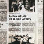 1989 - La navidad de Zalagarda - El Sur 17 de diciembre