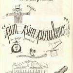 1989 - Pin pin pirulero - Gentileza del Colegio de Profesores