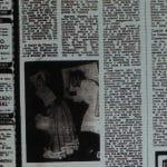 1976 - El pastel y la tarta - El Sur 19 de junio