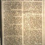 1977 - La leyenda de las tres Pascualas - El Sur 7 de enero