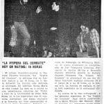 1979 - La víspera del combate - La Discusión 22 de mayo - Biblioteca Nacional