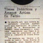 1980 - El juicio de los árboles - El Sur 24 de enero