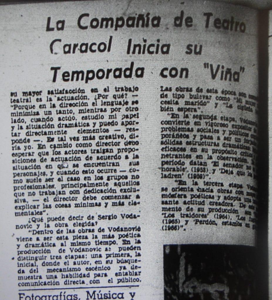 1980 - Viña - El Sur 16 de abril