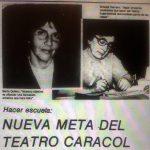 1981 - De entremeses y pasos (detalle) - El Sur 6 de septiembre