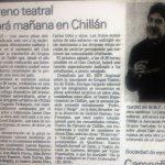 1981 - La letanía de la soltera - El Sur 21 de octubre