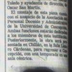 1981 - Lecho Nupcial - El Sur 14 de septiembre