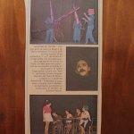 1982 - Muestra de Teatro Centenario Diario El Sur - El Sur 5 de octubre - Gentileza de Juan Bravo