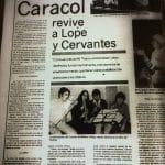 1982 - De entremeses y pasos - El Sur 24 de mayo