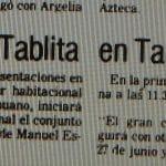 1982 - El gran concurso - El Sur 12 de junio