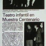 1982 - El jardín de don Floridor - El Sur 24 de septiembre