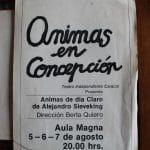 1983 - Ánimas de día claro - Gentileza de Humberto Neira