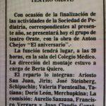 1983 - El Aniversario - El Sur 16 de diciembre