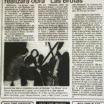 1983 - Las brutas - El Sur 10 de enero