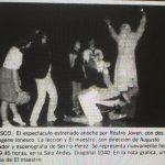1983 - Rostro joven - El Sur 20 de noviembre